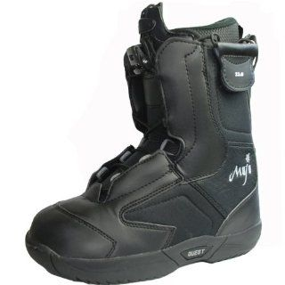 Quest Snowboard Boots Easy Lace   gebraucht Sport