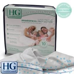 HealthGuard Bed Protector Super Premium Queen size Mattress Protector