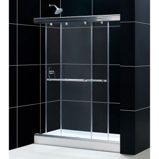 Charisma Shower Door 30x60 inch  Tub To Shower Kit Today $853
