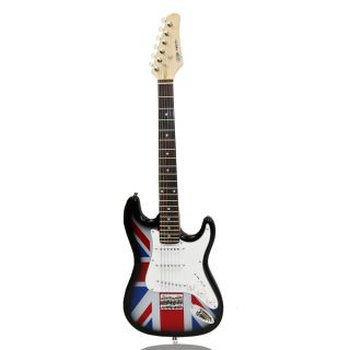 SVP dr. Tech Kids MS X2 British Flag Design Electric Guitar Today $69