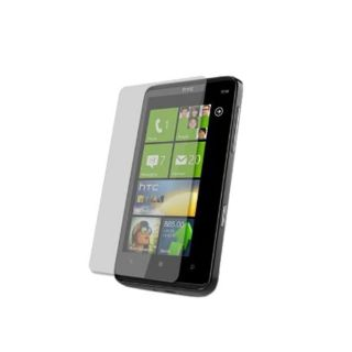 Skque Crystal Clear HTC HD7 Windows Phone Screen Protector