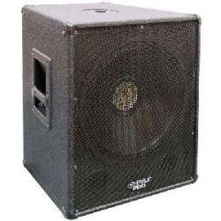 Pyle PylePro PASW18 Stage Subwoofer
