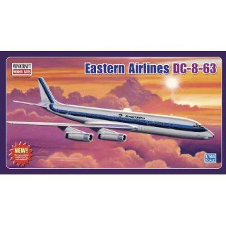 Minicraft Models Eastern DC 8 63 1/144 Scale Toys & Games