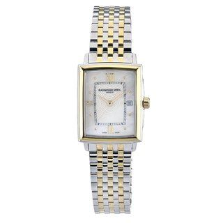 Raymond Weil Womens Two tone Steel Watch