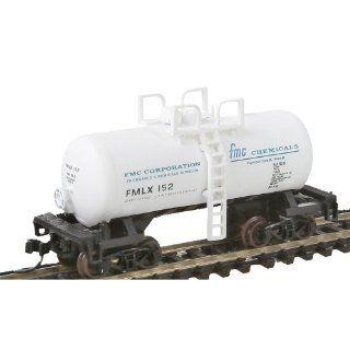 Trainman FMC Chemical #152 28 Modern Tanker N Scale