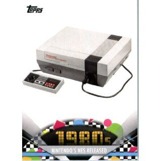 2011 Topps American Pie Card #152 Nintendos NES Released