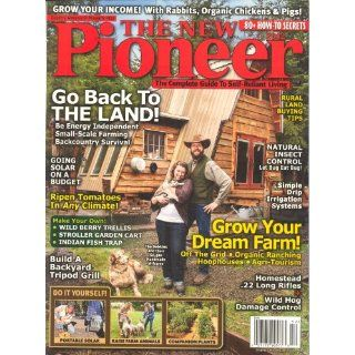Country Almanac Presents # 152 The New Pioneer (2012) Nancy Tappan