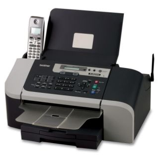 Brother IntelliFAX 1960C Plain Paper Inkjet Fax/Copier