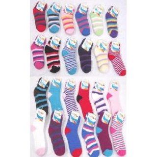 (144 Pieces Per Case) Wholesale Socks. Ladies & Kids Socks