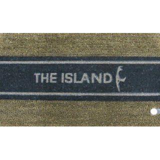 Kokos Fußmatte SHOE MAX Insel Sylt Island 74x44cm: Küche