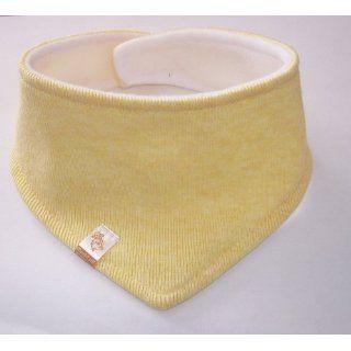 Sabbertuch für Baby Spucktuch 1 Stück Farbe: gelb [Babyartikel