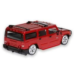 24 scale Radio Control Red Hummer H2