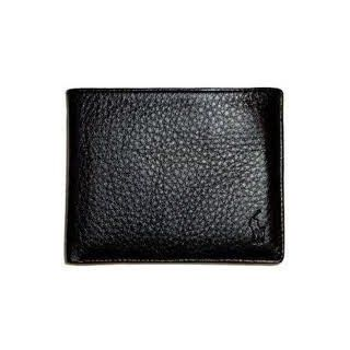 POLO RALPH LAUREN MENS PASSCASE WALLET  BLACK $145