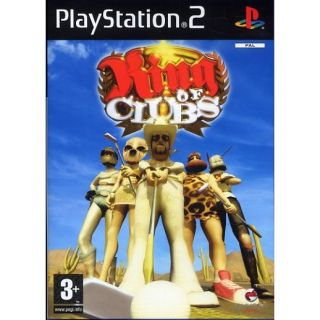 KING OF CLUBS / JEU CONSOLE PS2   Achat / Vente PLAYSTATION 2 KING OF