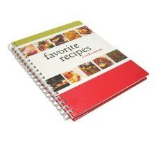 Journal / Recipe Notebook / Blank Cookbook   A Cooks Journal, 170