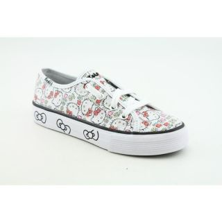 Keds Youths Kitty Time White Casual Shoes