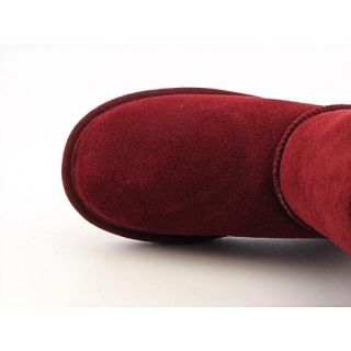 Bearpaw Womens Emma Red Boots