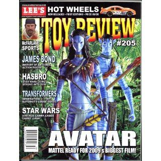 Toy Review Magazine # 205 James Bond, Avatar, Transformers