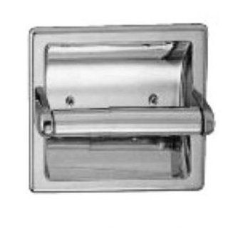 Taymor 01 1864S Diamondback Series Recessed Toilet Paper Holder with