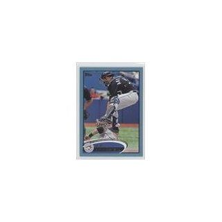 Toronto Blue Jays (Baseball Card) 2012 Topps Wal Mart Blue Border #207