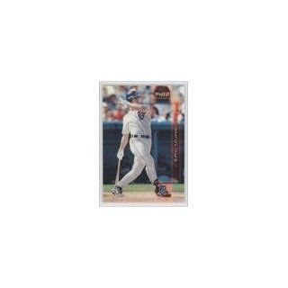 Eric Munson Detroit Tigers (Baseball Card) 2001 Topps HD