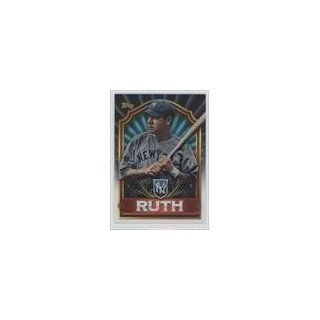 Babe Ruth Babe Ruth BB, New York Yankees (Baseball Card) 2011 Topps