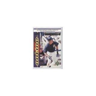 Marc Newfield Milwaukee Brewers (Baseball Card) 1998 Pacific Online