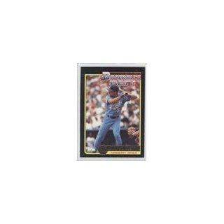 George Brett Kansas City Royals (Baseball Card) 1992 Topps