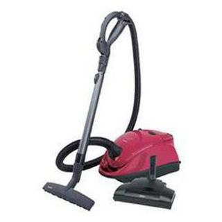 Bosch Premium Metallic Red Electric DuoXXL Vacuum Cleaner