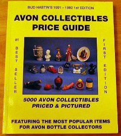 AVON COLLECTIBLES PRICE GUIDE 1991 1992 EDITION the official guide for