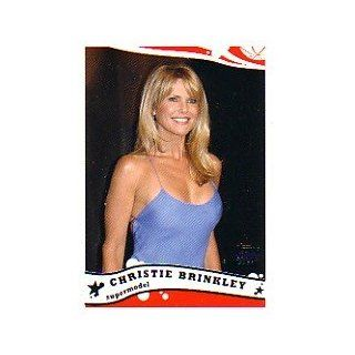2005 06 Topps #254 Christie Brinkley Collectibles