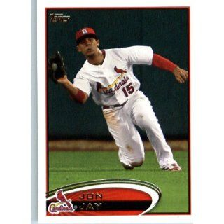 2012 Topps #258 Jon Jay   St. Louis Cardinals (Baseball