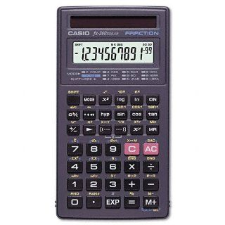 Casio  FX 260 Solar Scientific Calculator, 10 Digit x Two