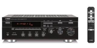 Yamaha RX 777 5.1 Channel Natural Sound Stereo Receiver (Refurbished