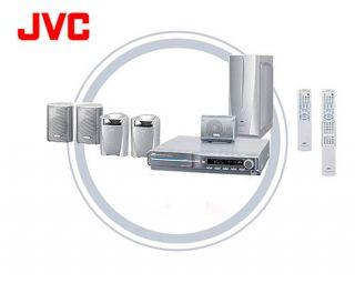 JVC TH C4 5 Disc DVD Digital Theater System