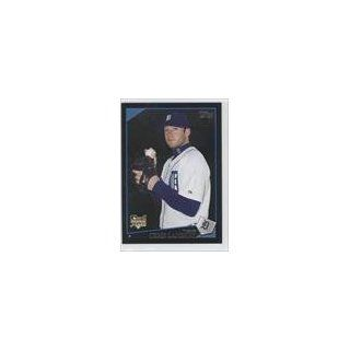 Detroit Tigers (Baseball Card) 2009 Topps Wal Mart Black Border #282