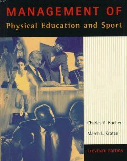 Management of Physical Education and Sport (Brown & Benchmark