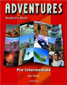 Adventures Students Book Pre Intermediate Level Ben Wetz