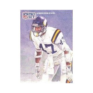 1991 Pro Set Spanish #287 Joey Browner Collectibles