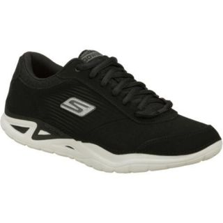 Mens Skechers GOwalk Elite Black/White