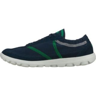 Womens Skechers GOwalk Nice Navy/Navy