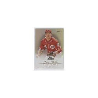 Joey Votto #296/299 Cincinnati Reds (Baseball Card) 2012 Topps Tribute