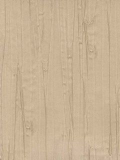 Tan 289 5760 Embossed Faux Wood Wallpaper
