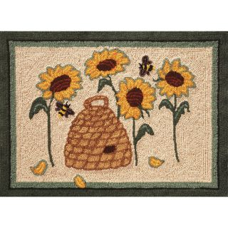 Heritage Rug Hooking Screen 20X27 Bloom n Bee Today: $17.99