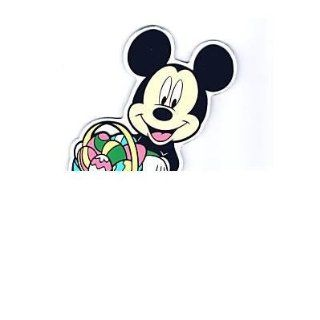 Mickey Mouse Gel Mirror Window Cling/Sticker Everything
