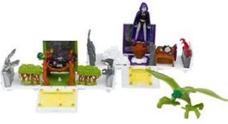 Teen Titans Command Center Playset with Beast Boy and