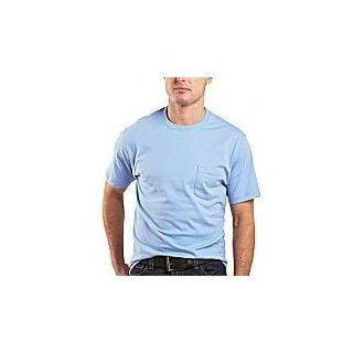 St. Johns Bay Mens Pocket T shirt   Big & Tall, Size