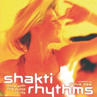 Shakti Rhythms Various Artists, Shiva Rea Music