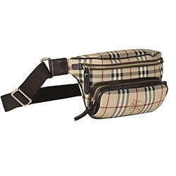 Burberry Check Fanny Pack