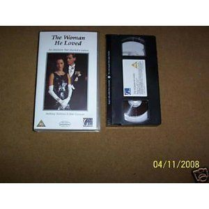 The Woman He Loved [VHS] Anthony Andrews, Jane Seymour